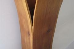 wooden-vase